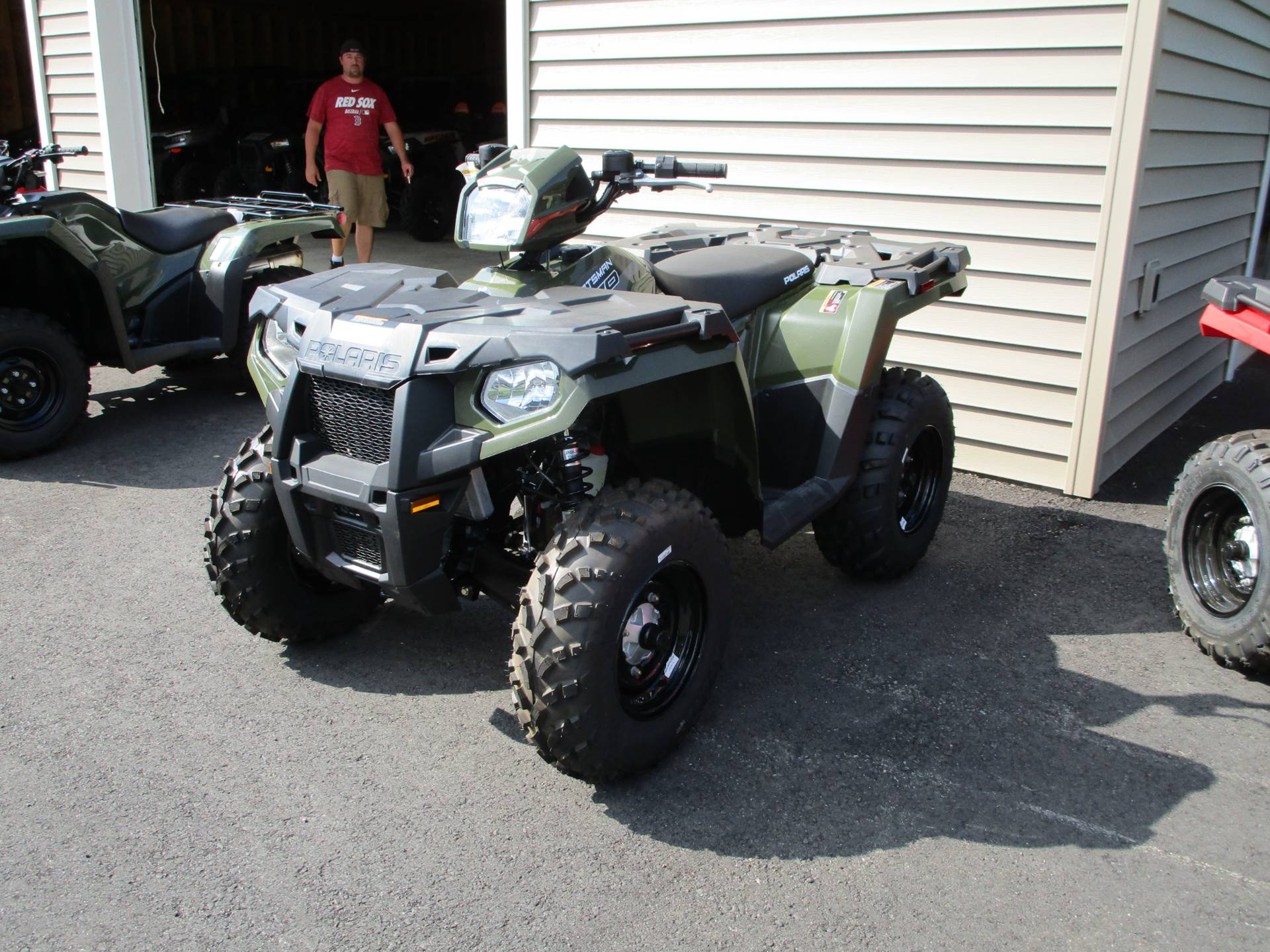 2019 Polaris Sportsman 450 H.O. in Newport, Maine - Photo 1