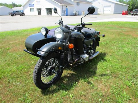 2013 Ural Motorcycles Gear Up in Newport, Maine - Photo 4
