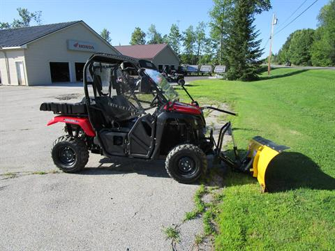 2015 Honda Pioneer™ 500 in Newport, Maine - Photo 1