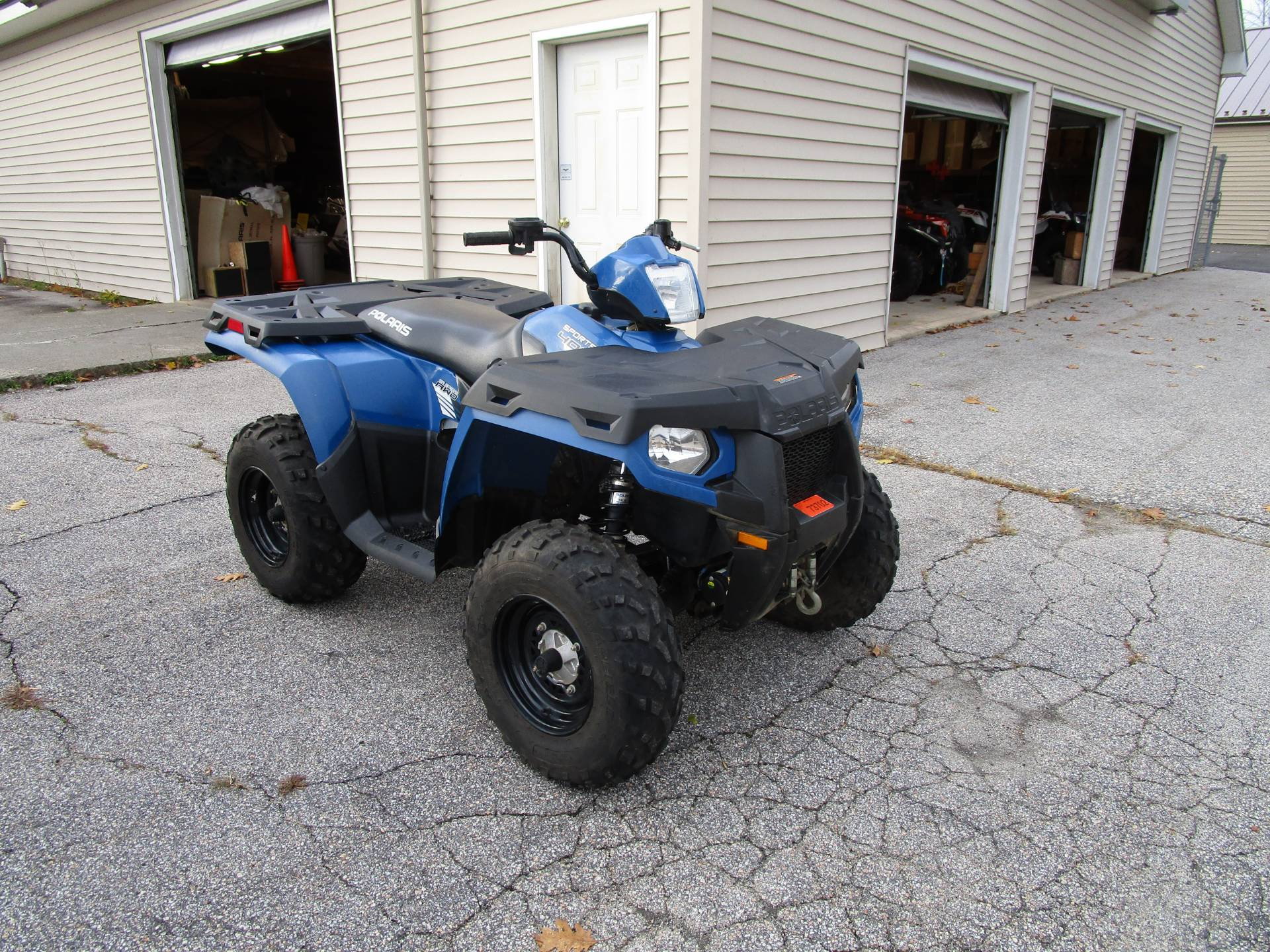 2014 Polaris Sportsman® 400 H.O. in Newport, Maine - Photo 2