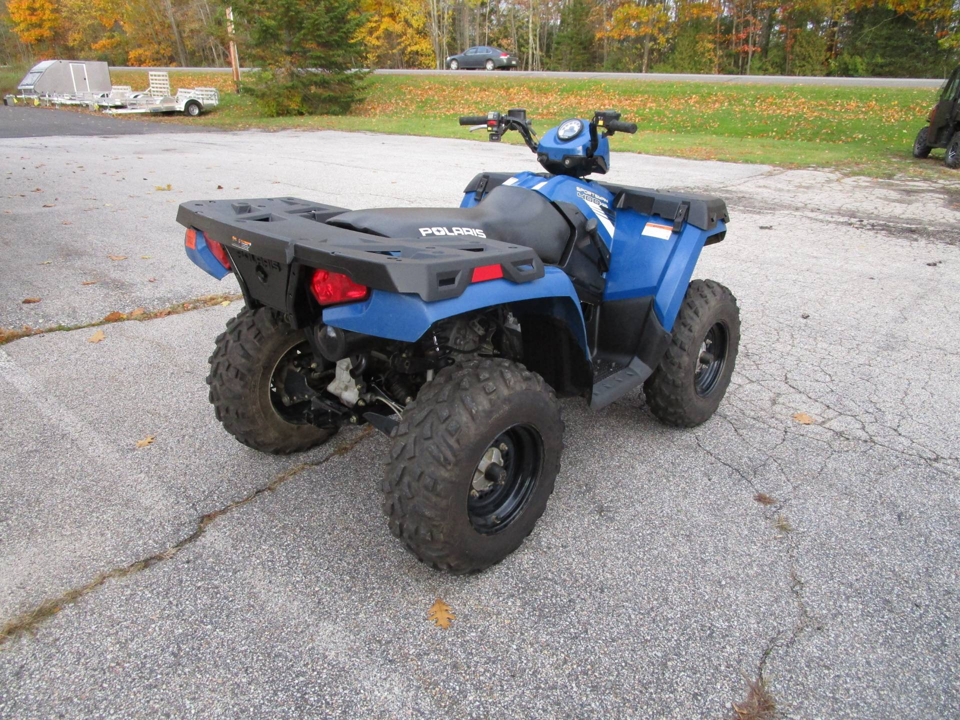 2014 Polaris Sportsman® 400 H.O. in Newport, Maine - Photo 3