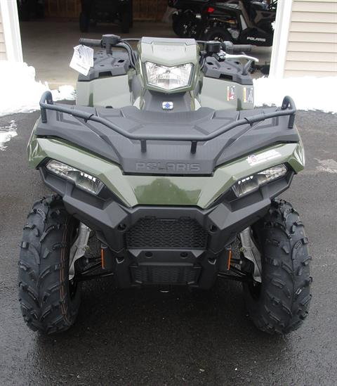 2021 Polaris Sportsman 450 H.O. EPS in Newport, Maine - Photo 2