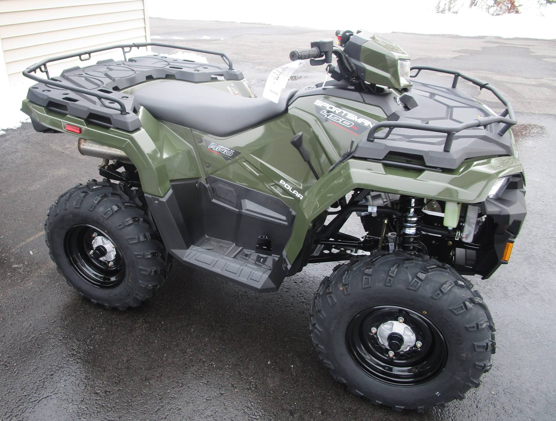 2021 Polaris Sportsman 450 H.O. EPS in Newport, Maine - Photo 3