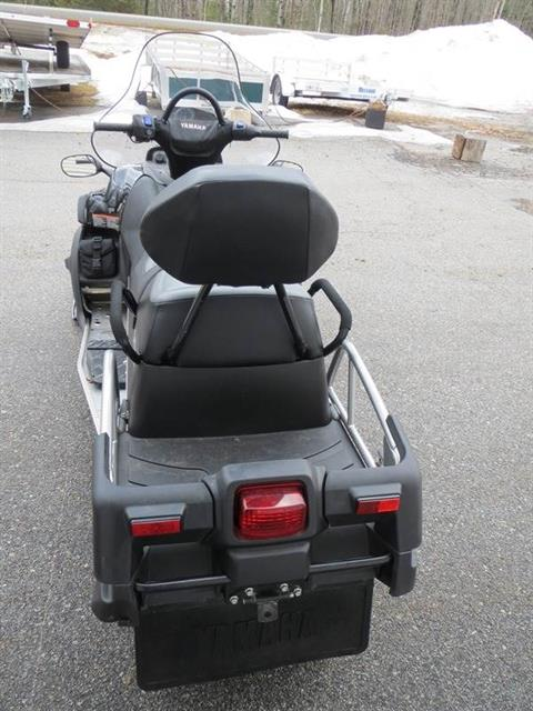 2011 Yamaha RS Viking Professional in Newport, Maine