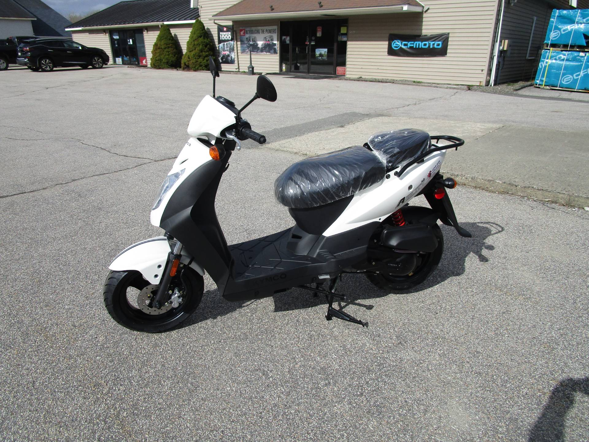 2020 Kymco Agility 50 in Newport, Maine - Photo 1