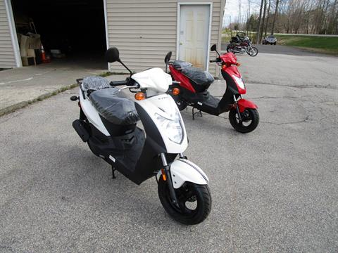 2020 Kymco Agility 50 in Newport, Maine - Photo 2