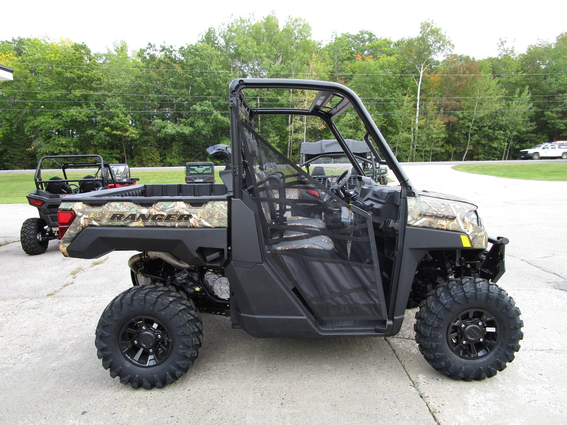 2019 Polaris RANGER XP 1000 BACK COUNTRY CAMO LIMITED EDITION in Newport, Maine - Photo 1