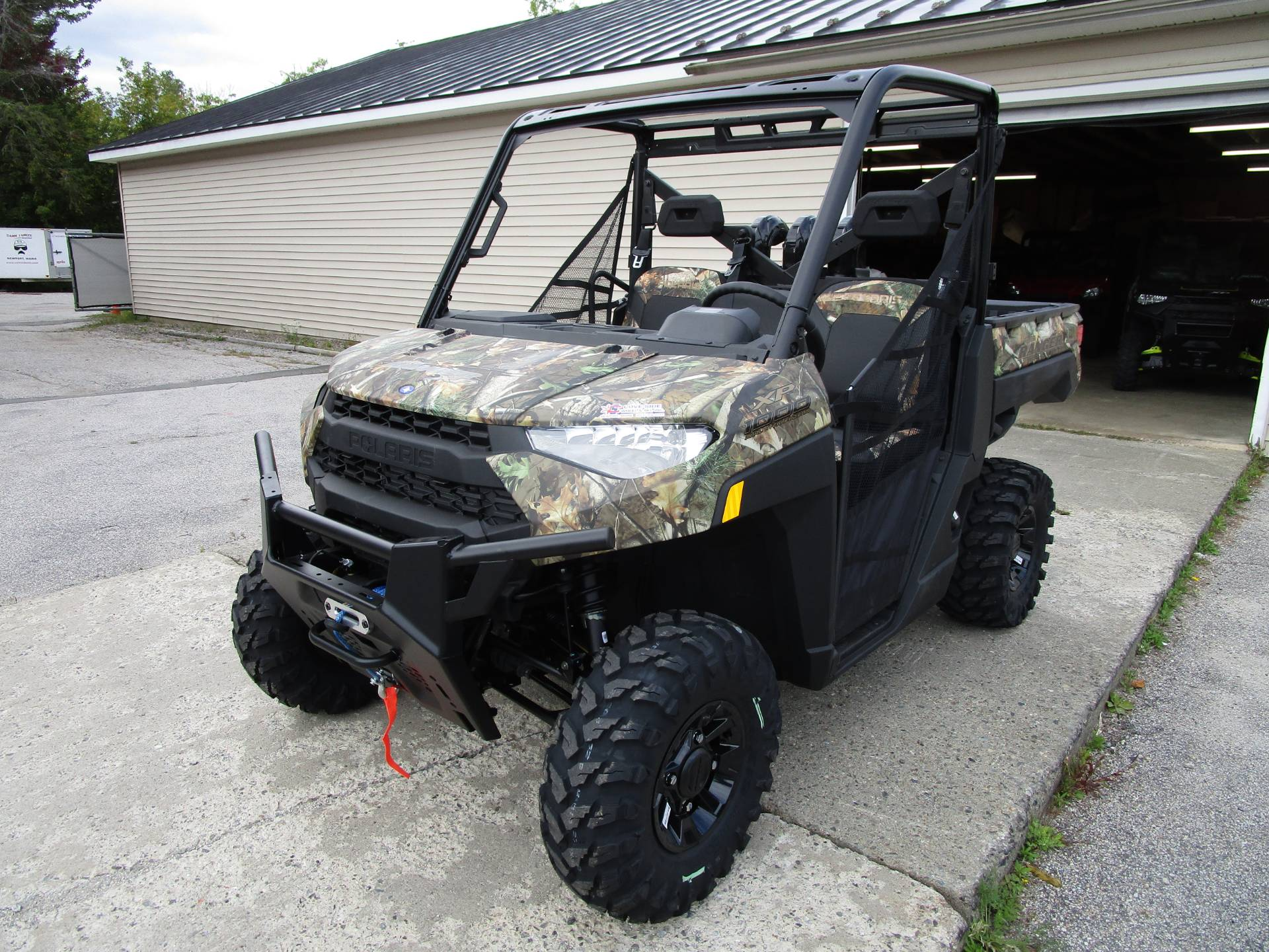 2019 Polaris RANGER XP 1000 BACK COUNTRY CAMO LIMITED EDITION in Newport, Maine - Photo 2