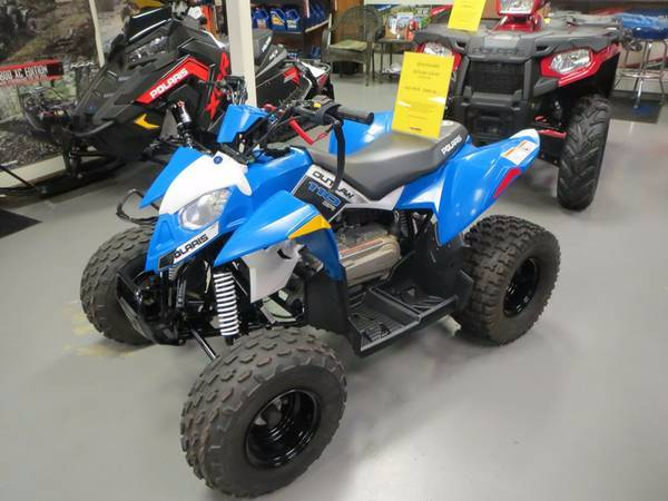 2016 Polaris Outlaw 110 EFI in Newport, Maine