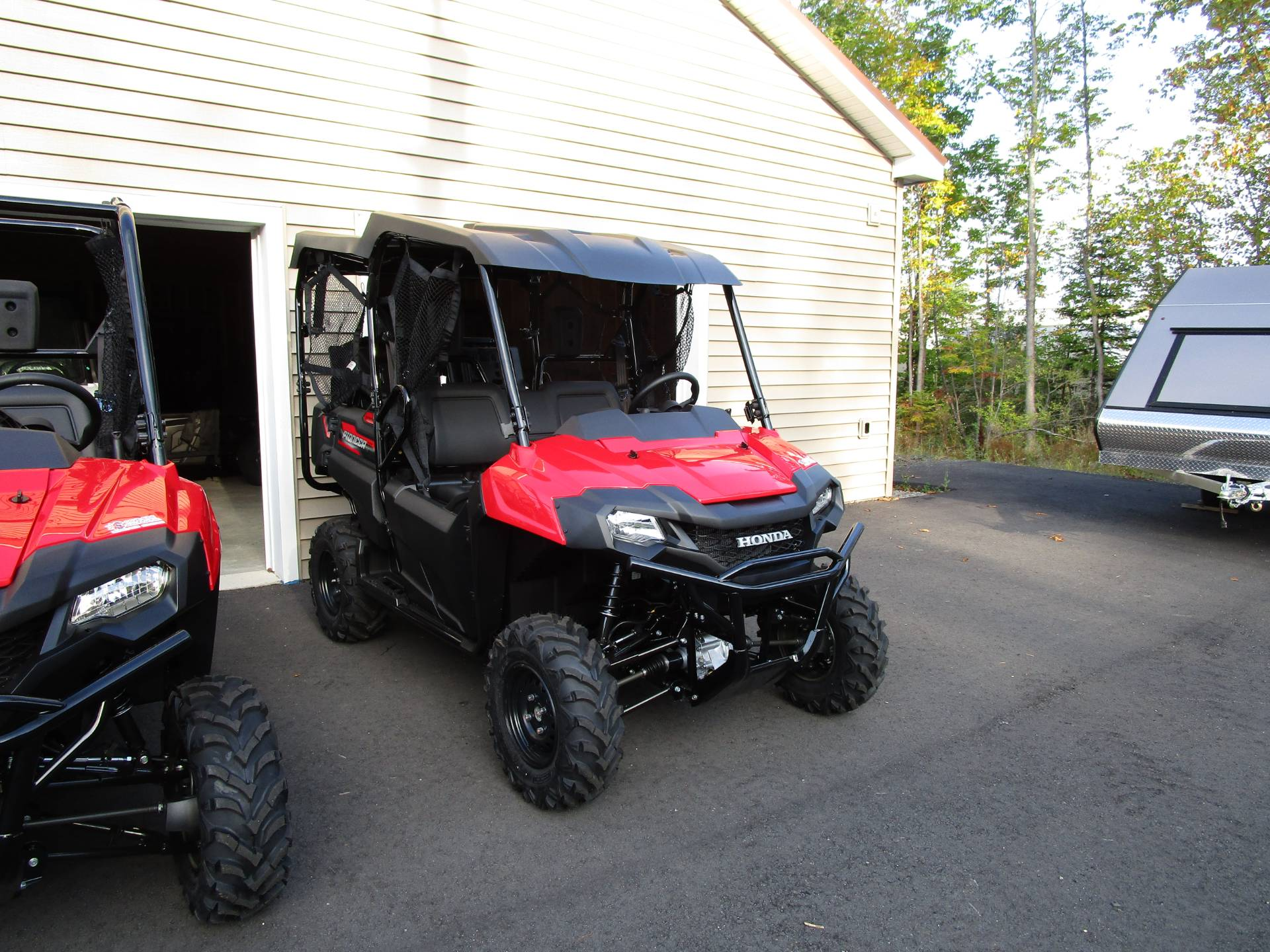 2020 Honda Pioneer 700 in Newport, Maine - Photo 2