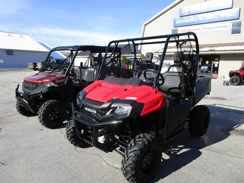 2020 Honda Pioneer 700 in Newport, Maine - Photo 4