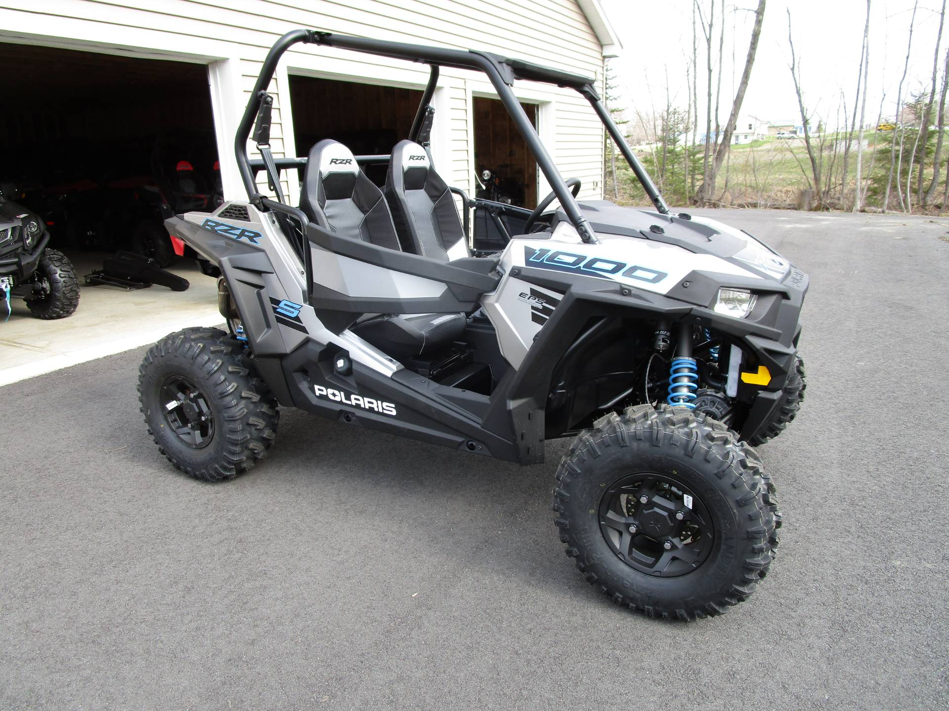 2020 Polaris RZR S 1000 Premium in Newport, Maine - Photo 1