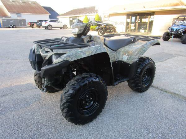 2016 Yamaha Grizzly 700 in Newport, Maine - Photo 1