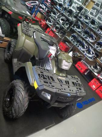2016 Polaris Sportsman 90 in Newport, Maine