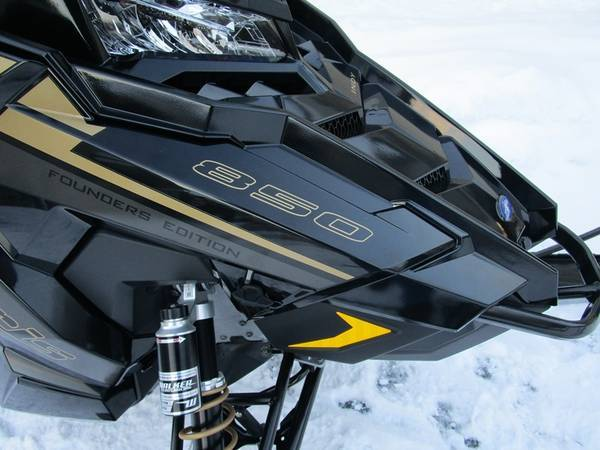 2019 Polaris 850 INDY XC 129 Snowcheck Select in Newport, Maine - Photo 1