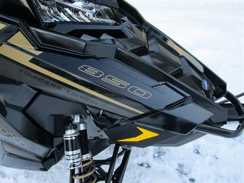 2019 Polaris 850 INDY XC 129 Snowcheck Select in Newport, Maine