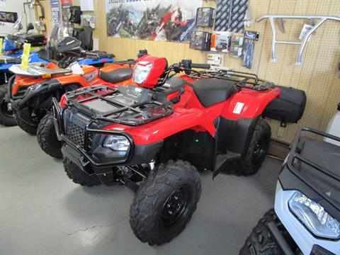 2018 Honda FourTrax Foreman Rubicon 4x4 Automatic DCT EPS in Newport, Maine - Photo 1