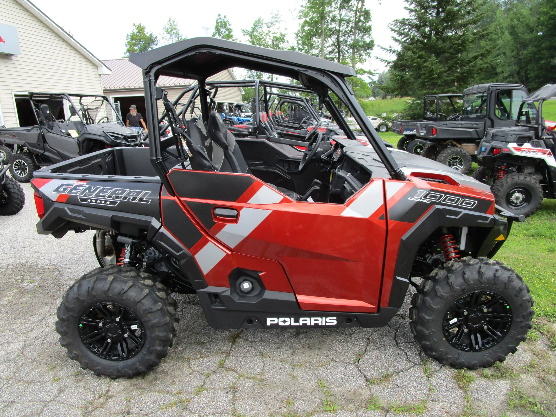 2019 Polaris General 1000 EPS Deluxe in Newport, Maine - Photo 3
