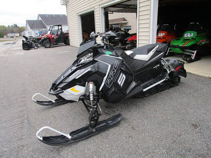 2016 Polaris 800 Rush Pro S in Newport, Maine - Photo 1