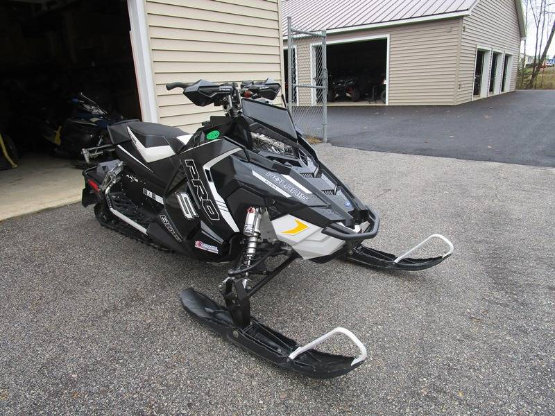 2016 Polaris 800 Rush Pro S in Newport, Maine - Photo 2