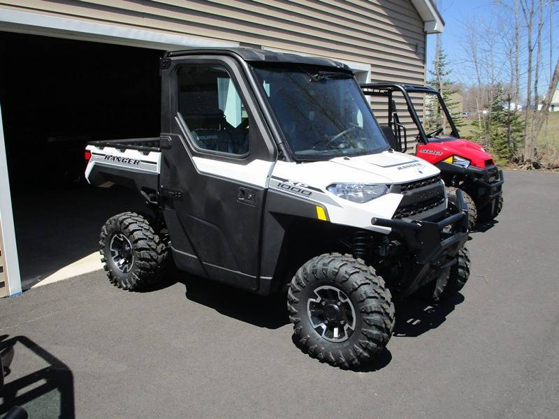2019 Polaris 1000 NORTHSTAR CUSTOM in Newport, Maine