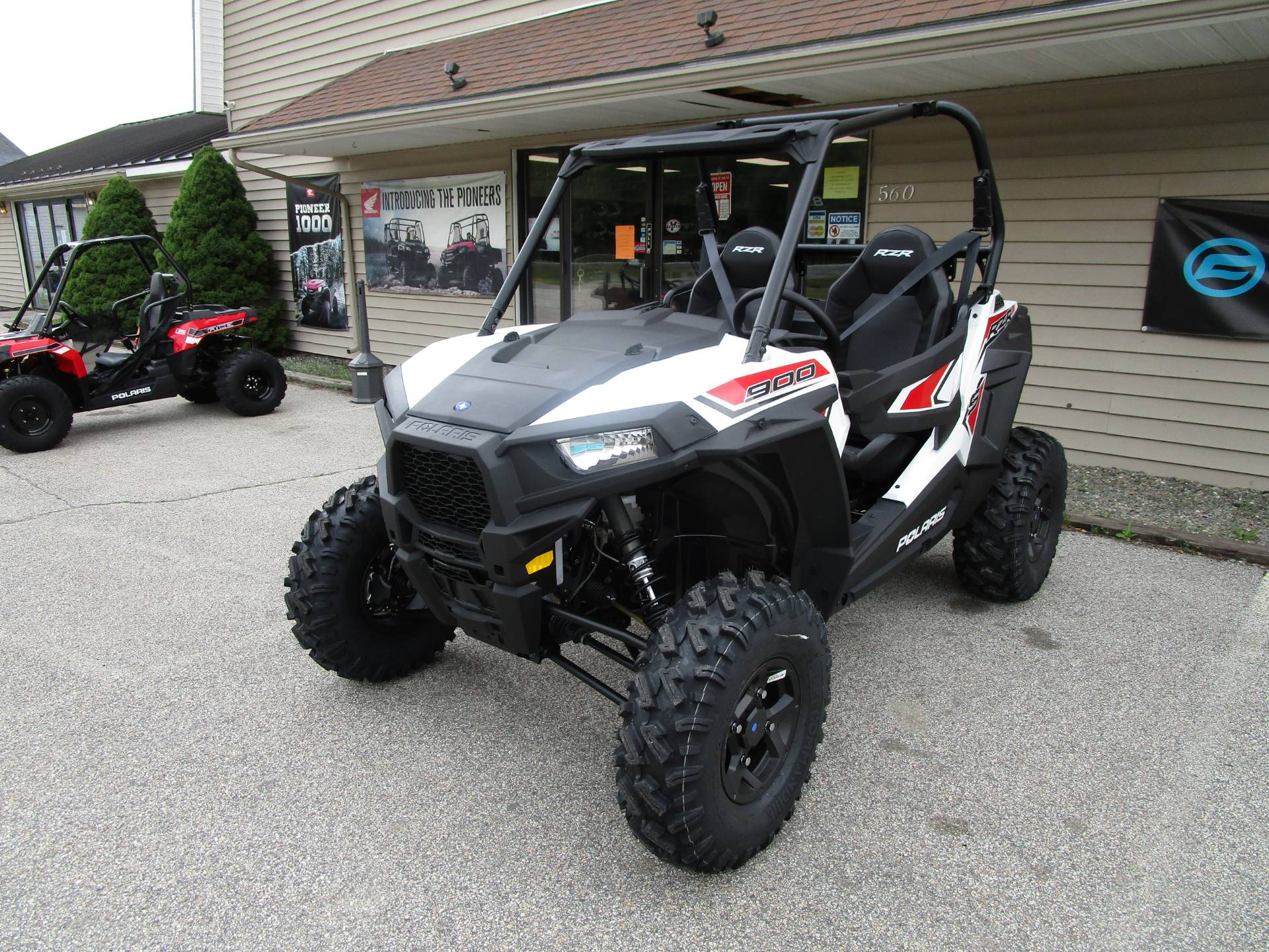2020 Polaris RZR S 900 in Newport, Maine - Photo 1
