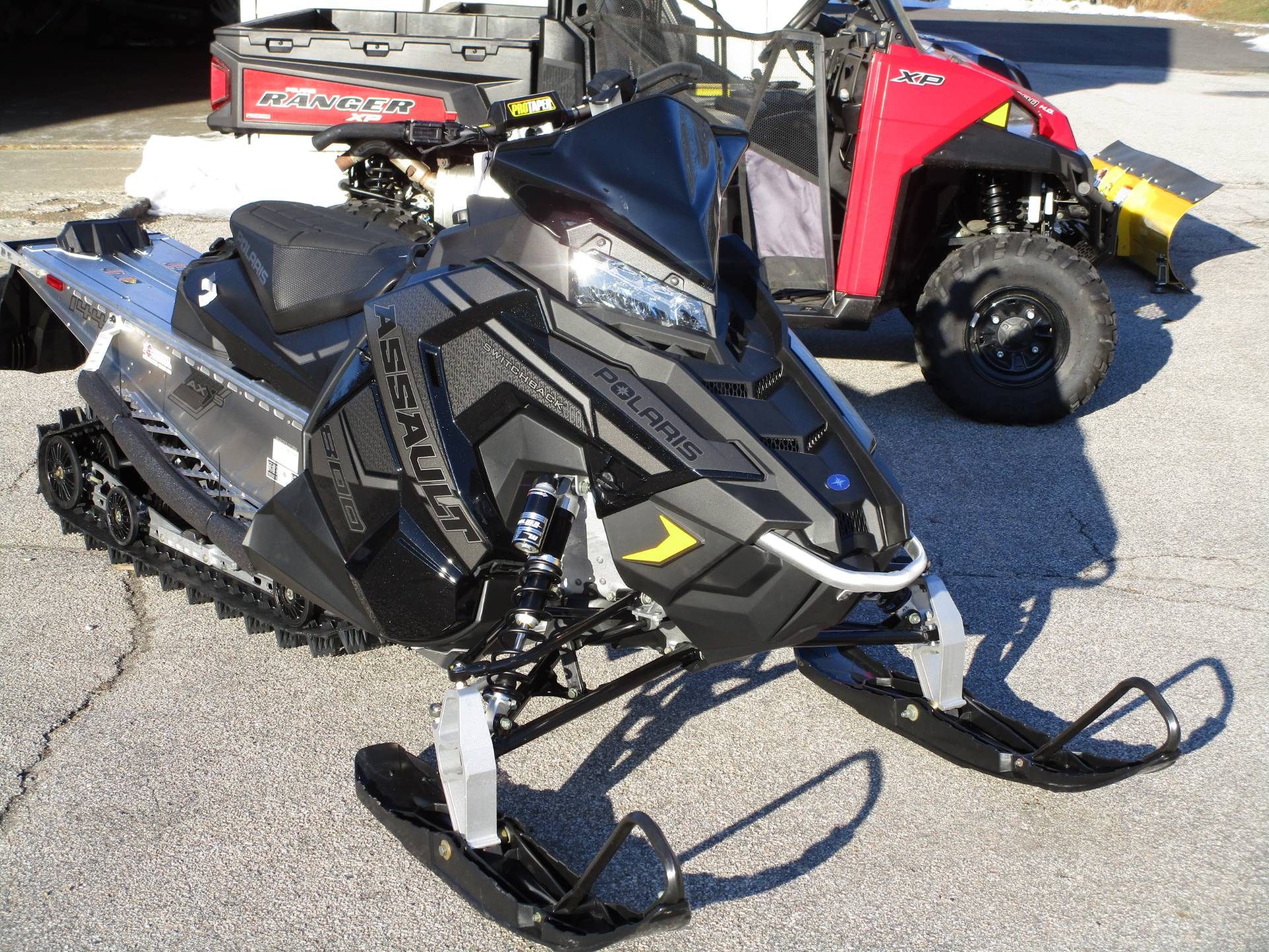 2020 Polaris 800 Switchback Assault 144 SC in Newport, Maine - Photo 1