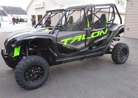 2021 Honda Talon 1000X-4 in Newport, Maine - Photo 2