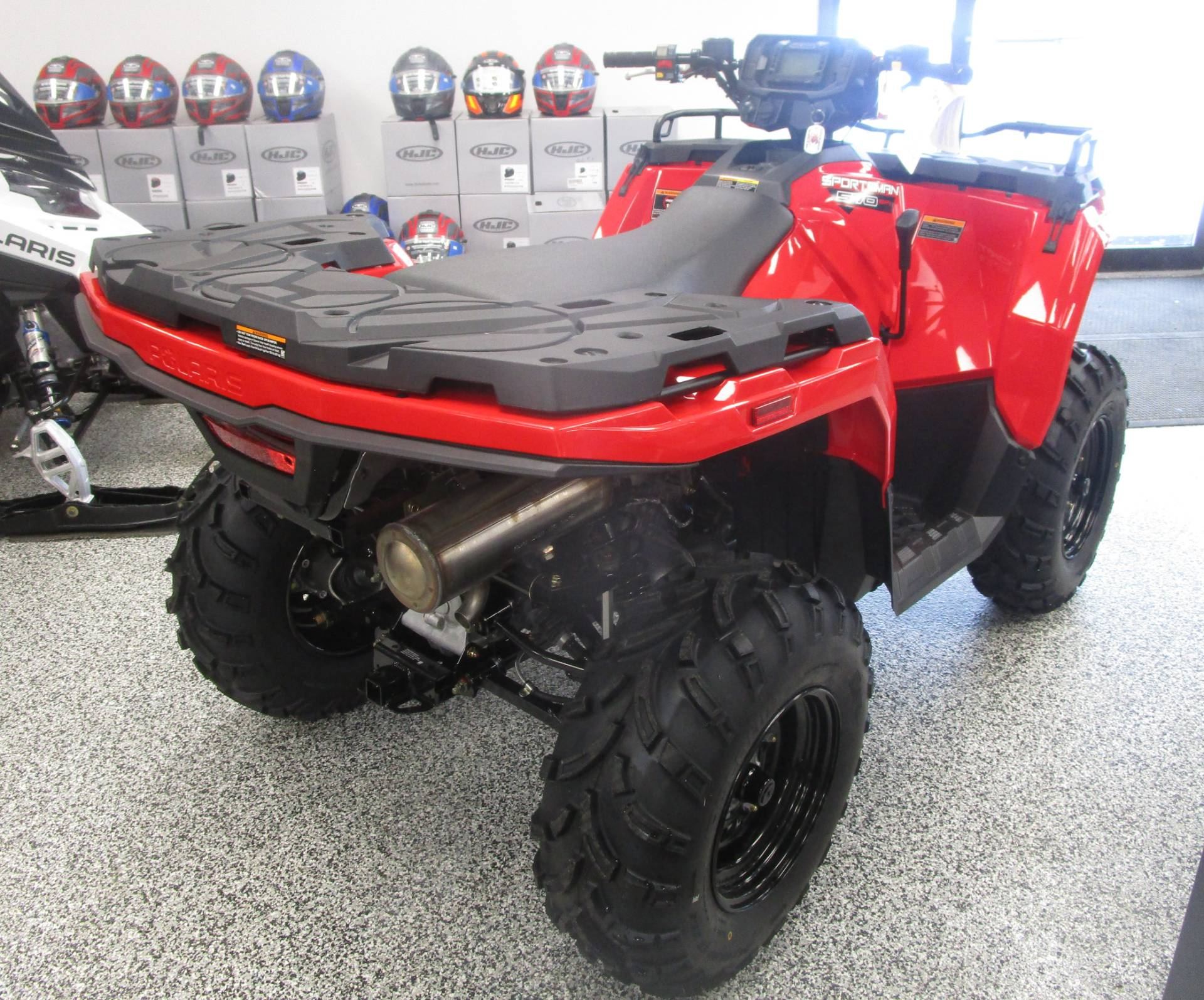2021 Polaris Sportsman 570 in Newport, Maine - Photo 4