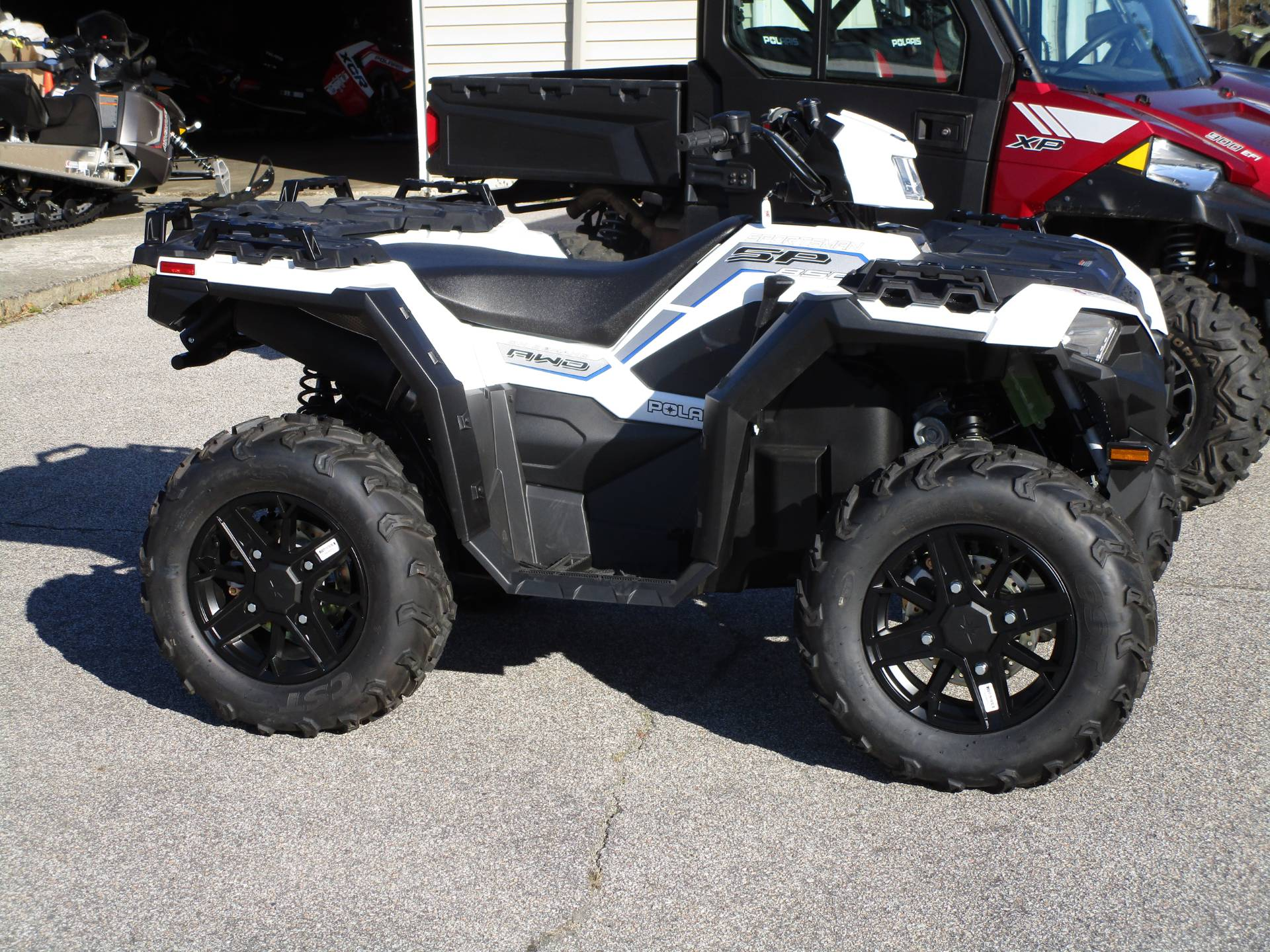 2019 Polaris Sportsman 850 SP in Newport, Maine - Photo 2