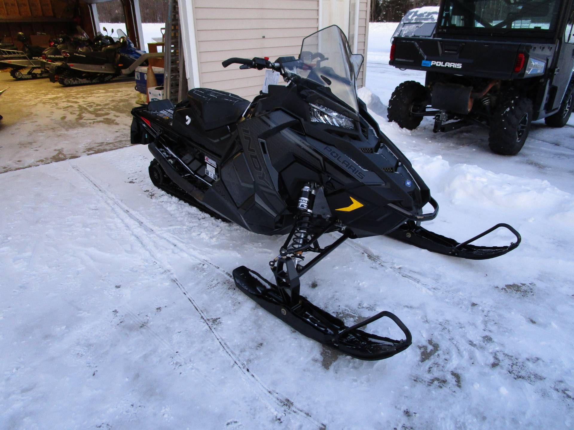 2020 Polaris 600 Indy XC 129 SC in Newport, Maine - Photo 1