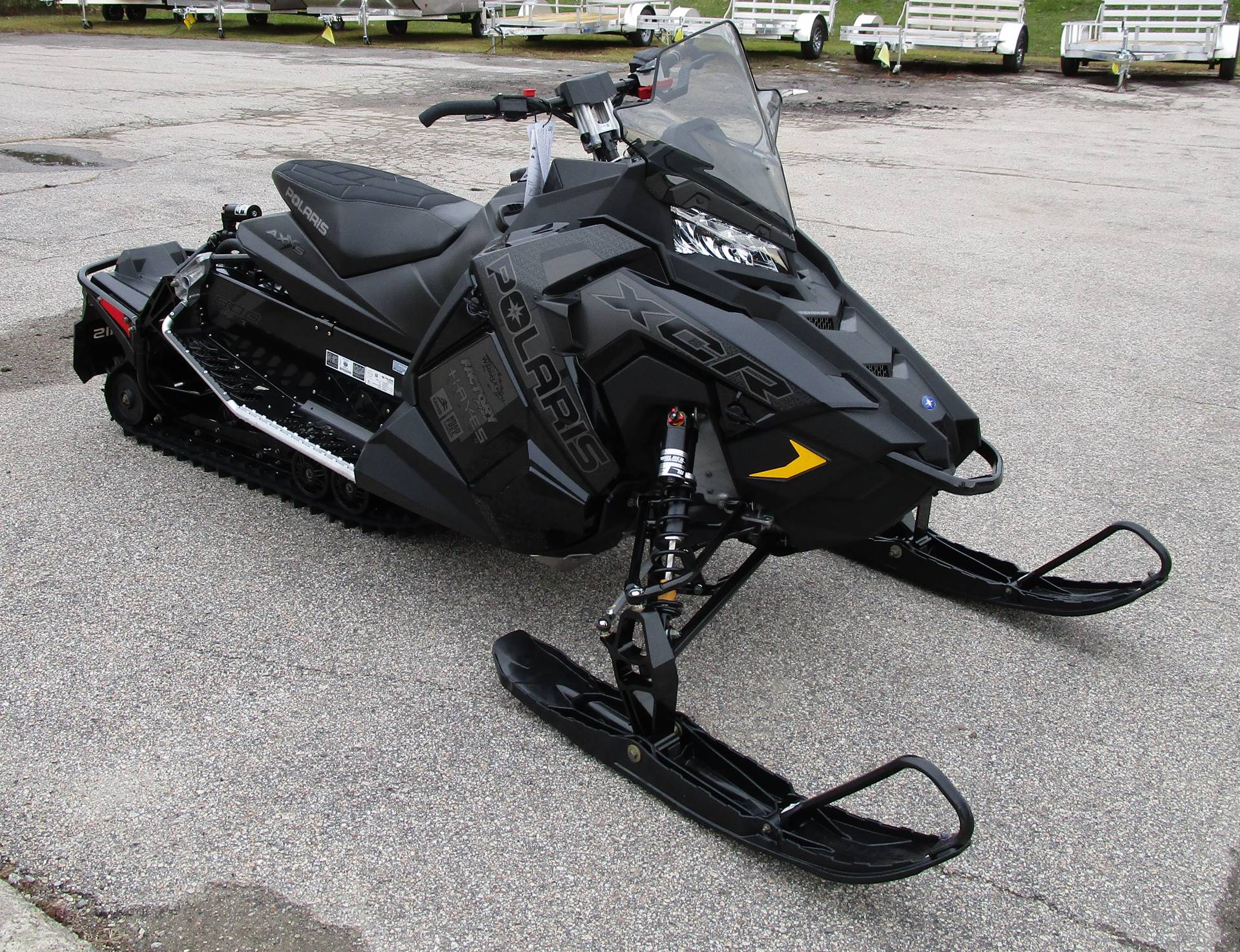 2020 Polaris 800 Switchback XCR SC in Newport, Maine