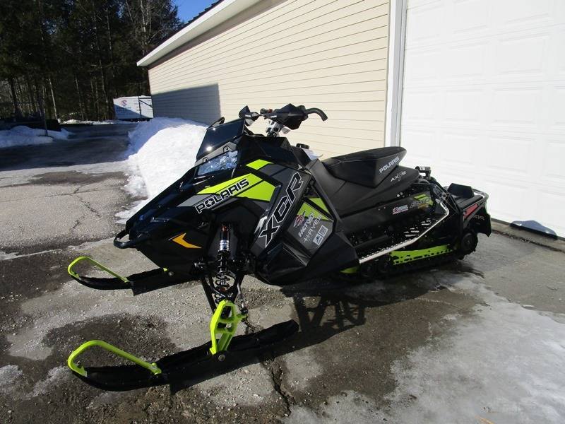 2019 Polaris Switchback XCR 850 Snow Check Edition in Newport, Maine