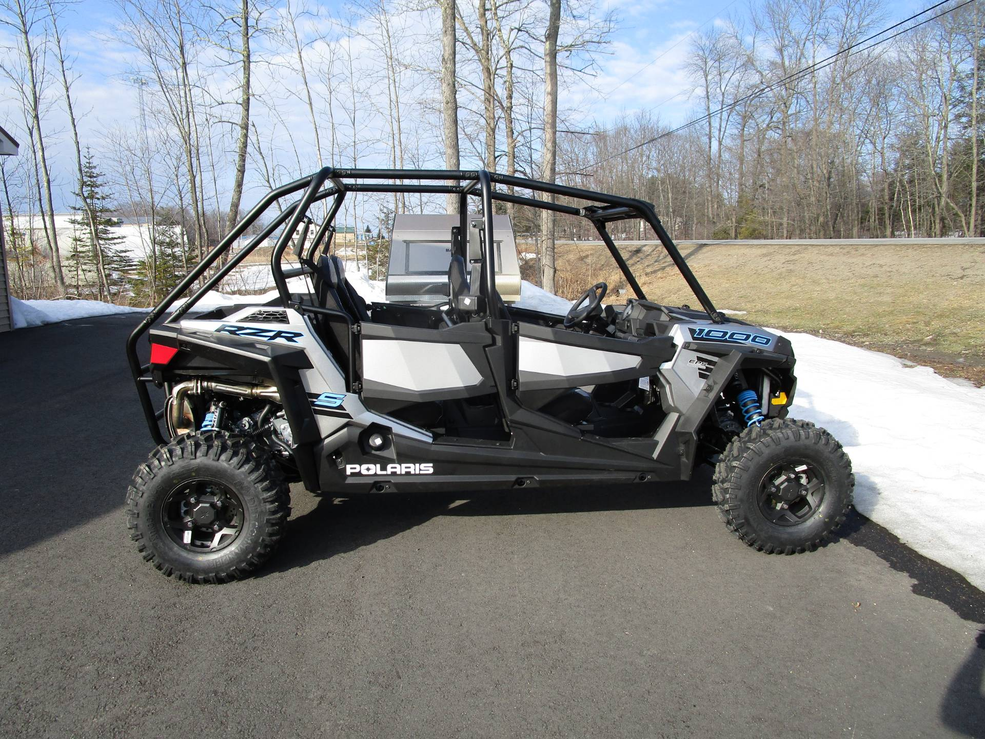 2020 Polaris RZR S4 1000 Premium in Newport, Maine - Photo 1