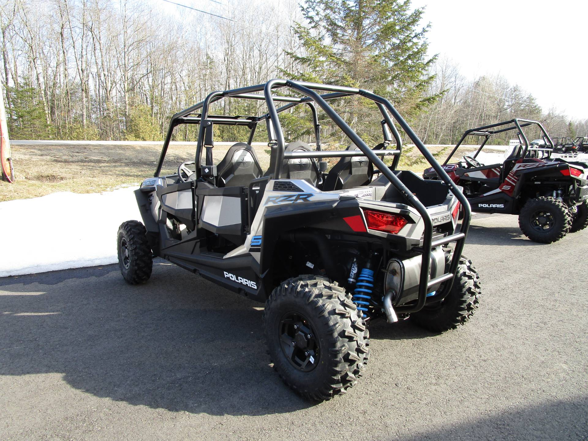 2020 Polaris RZR S4 1000 Premium in Newport, Maine - Photo 2