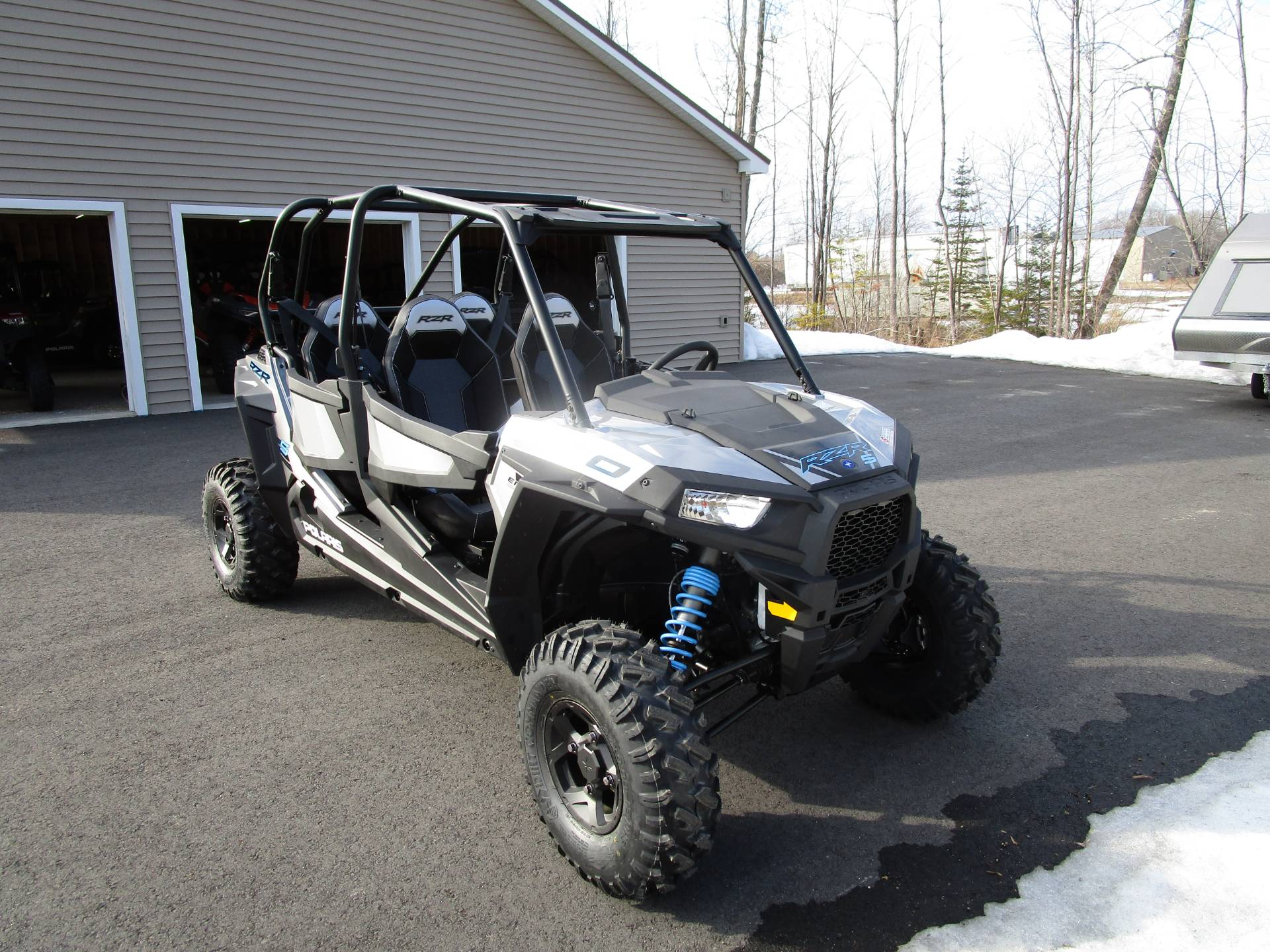 2020 Polaris RZR S4 1000 Premium in Newport, Maine - Photo 3