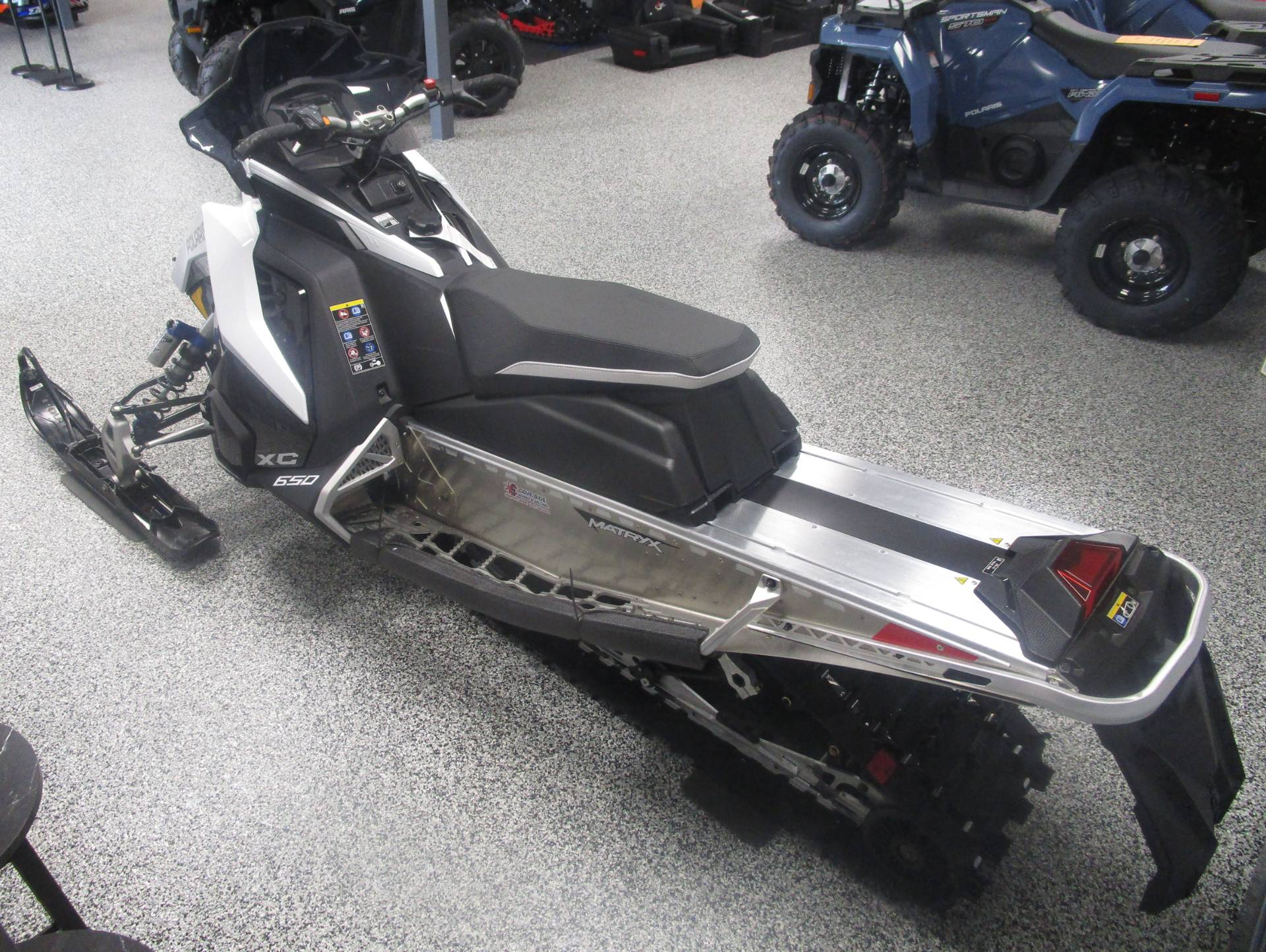 2021 Polaris 650 Indy XC 137 Launch Edition Factory Choice in Newport, Maine - Photo 3