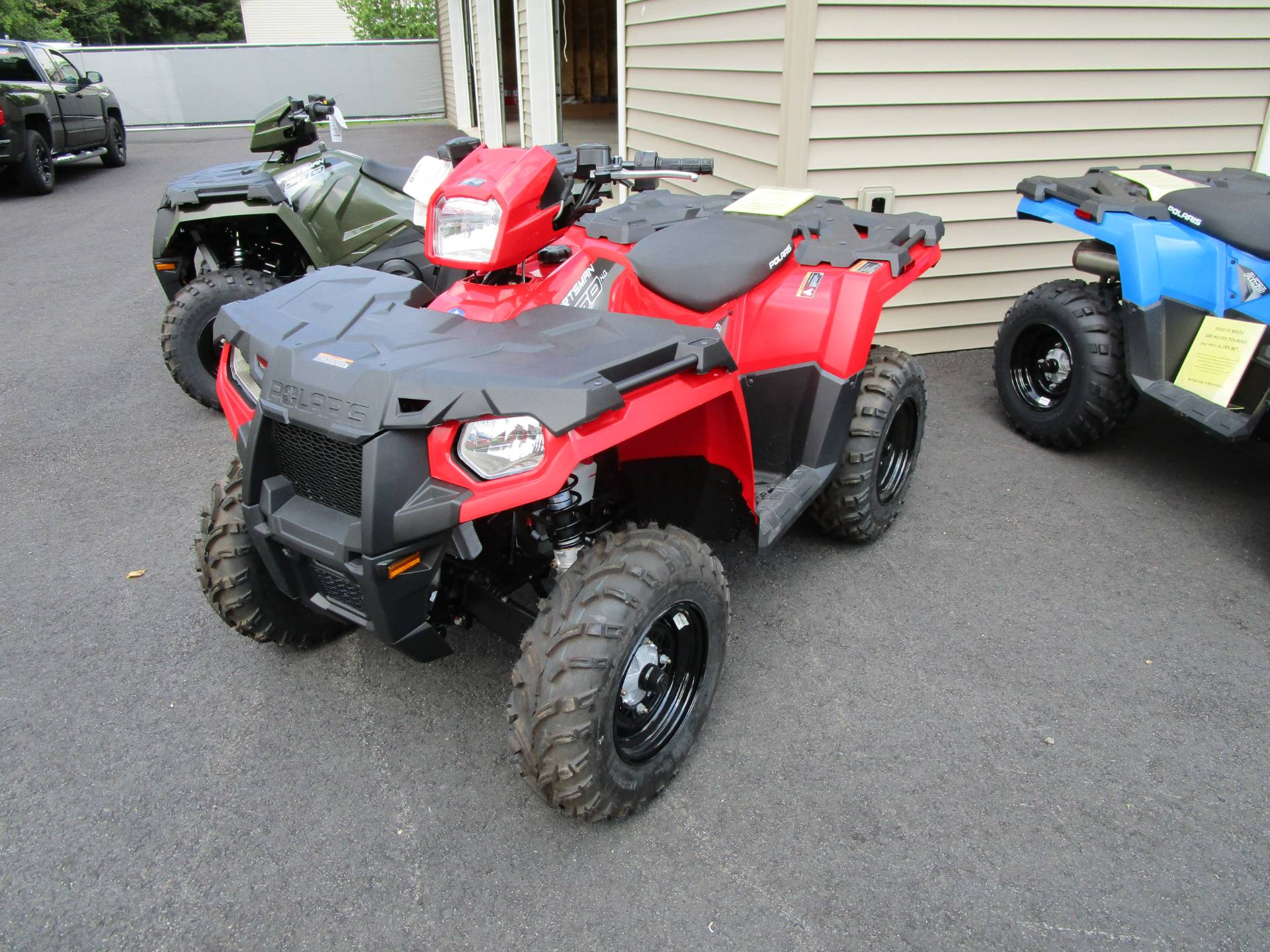 2019 Polaris Sportsman 450 H.O. in Newport, Maine - Photo 2
