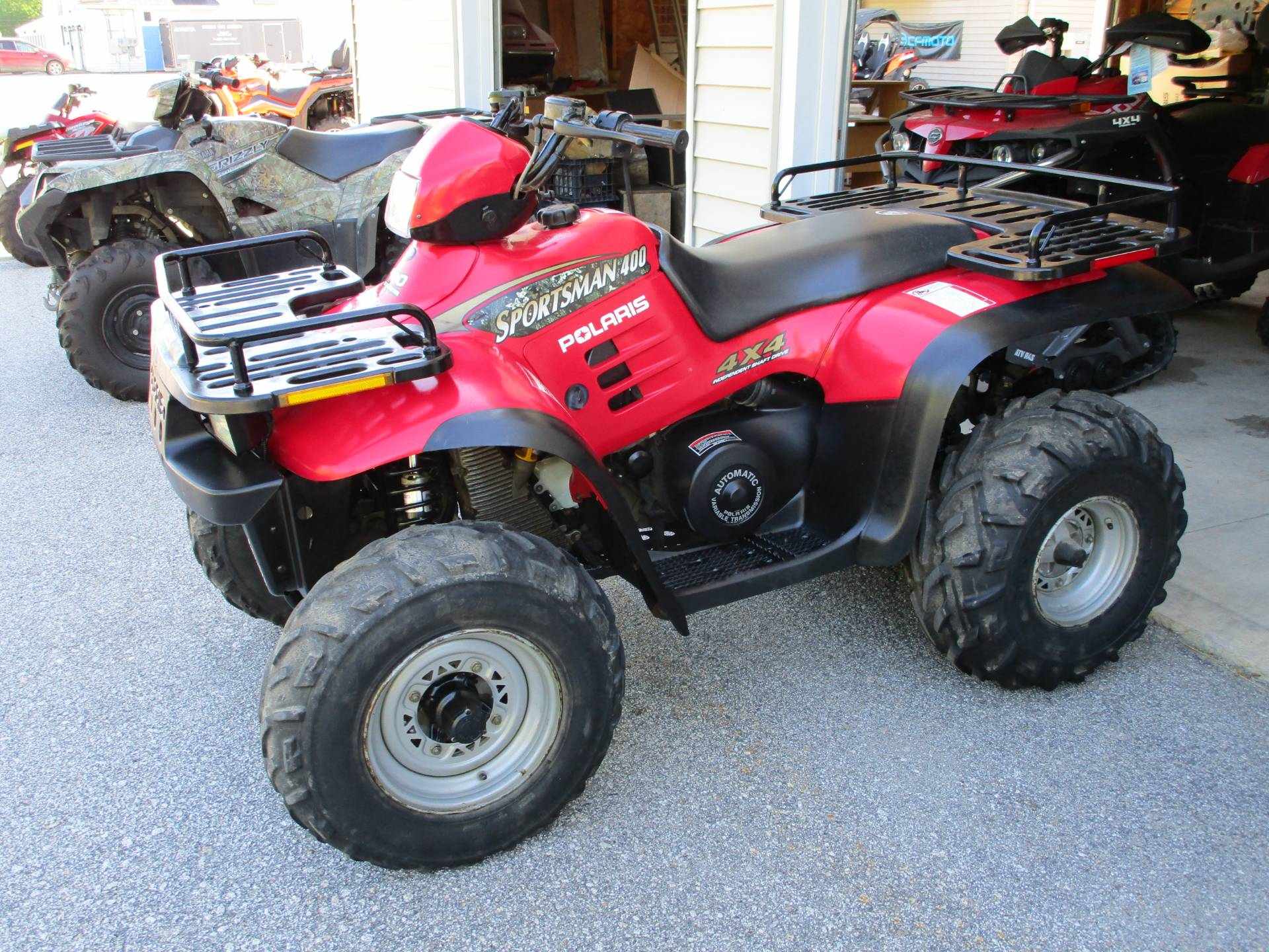 2001 Polaris 400 in Newport, Maine - Photo 1