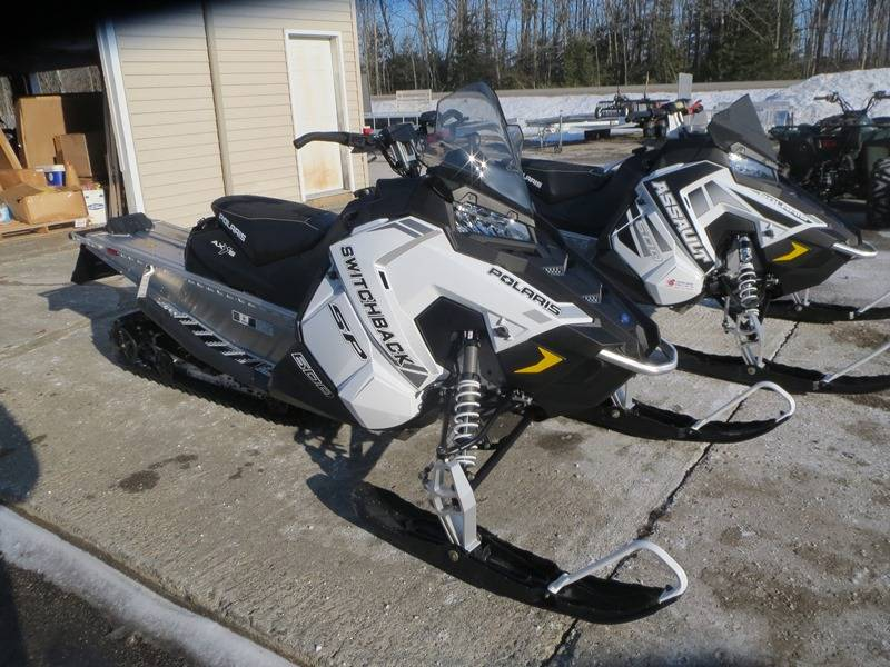 2018 Polaris 600 Switchback SP 144 ES in Newport, Maine