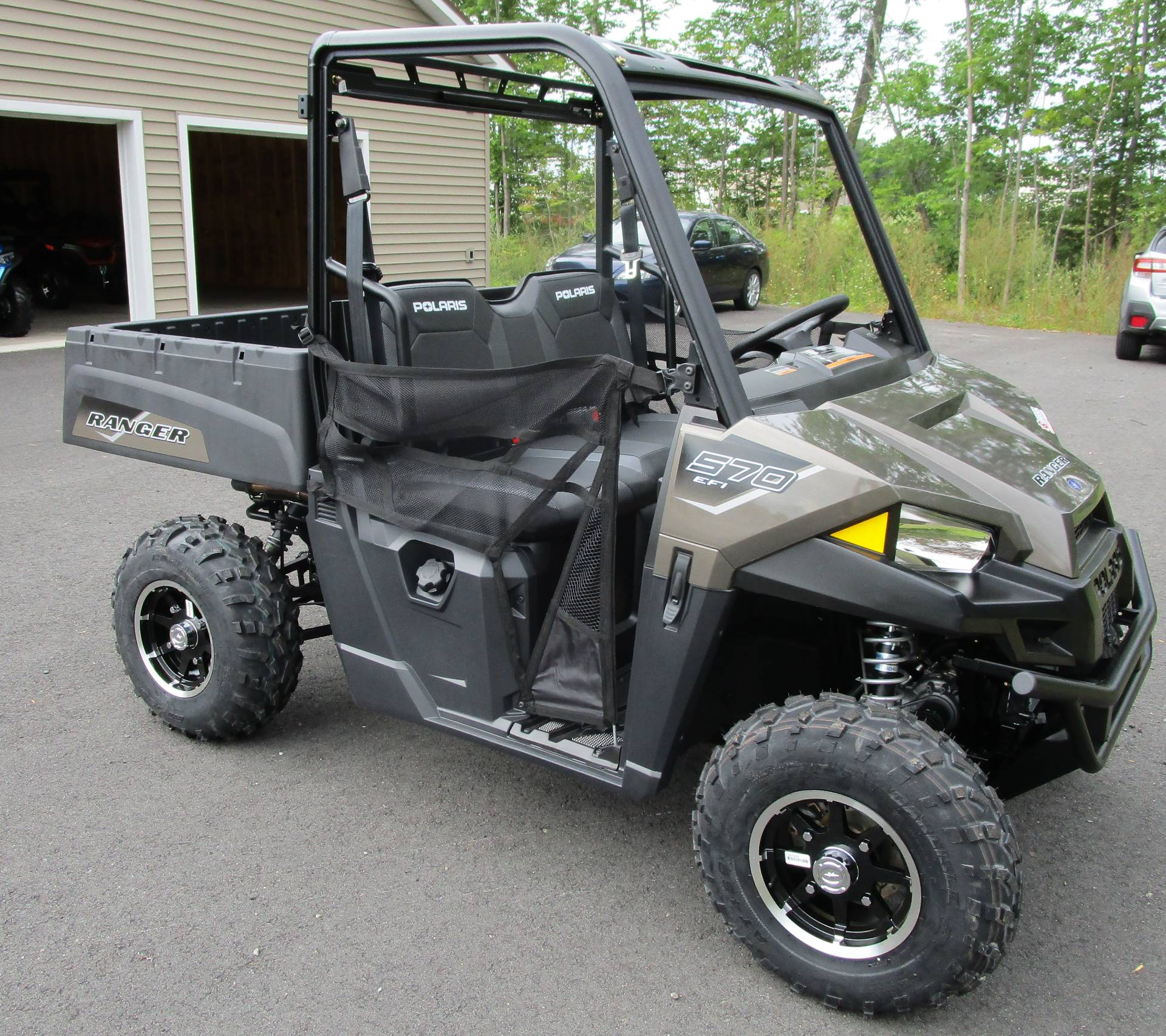 2021 Polaris Ranger 570 Premium in Newport, Maine - Photo 4