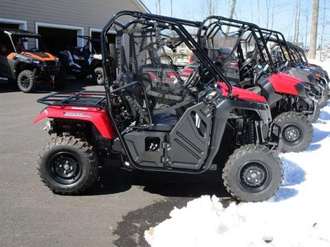 2018 Honda Pioneer 500 in Newport, Maine
