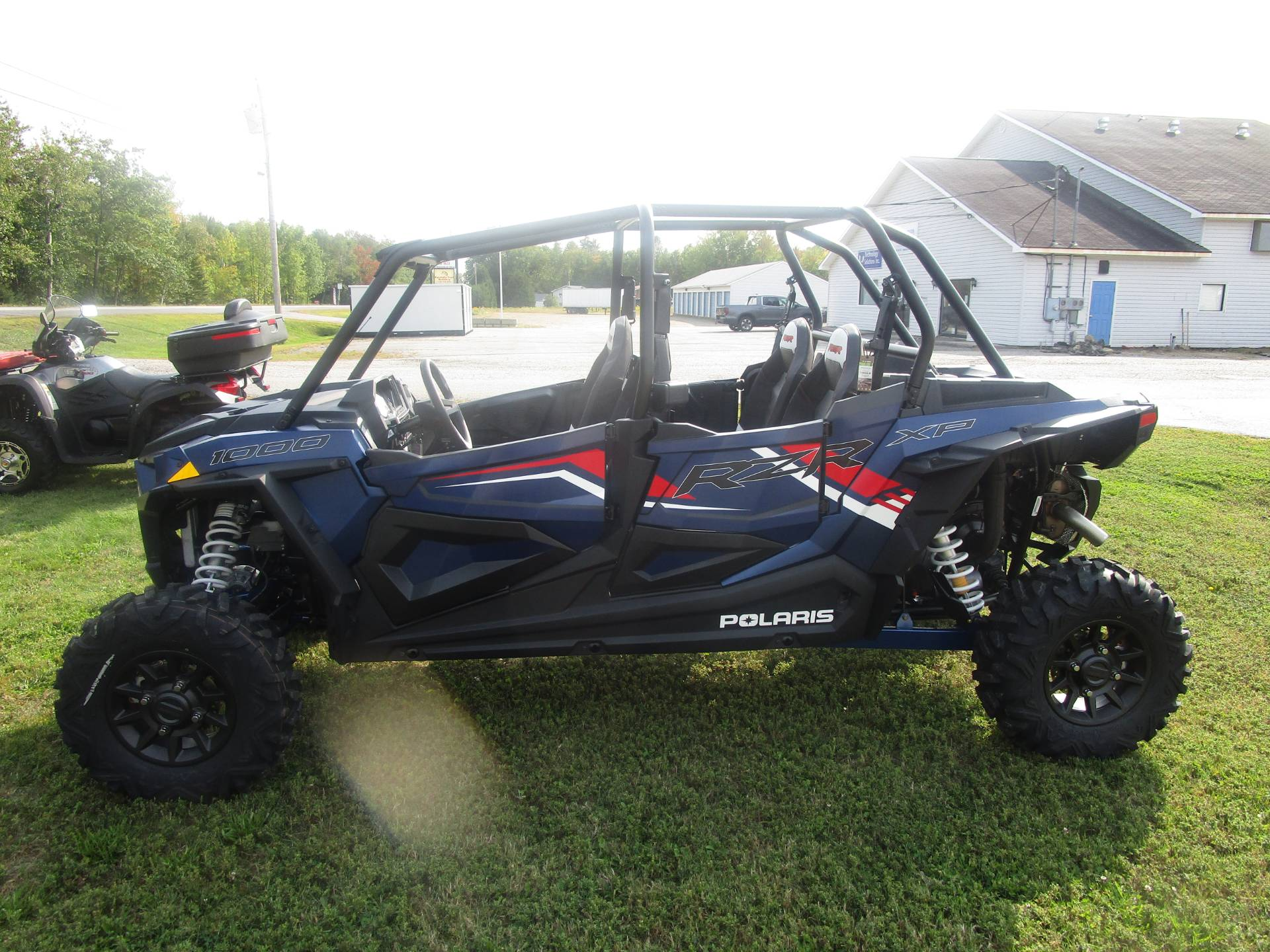 2021 Polaris RZR XP 4 1000 Premium in Newport, Maine - Photo 2