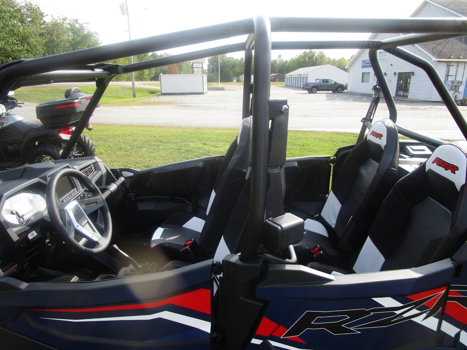 2021 Polaris RZR XP 4 1000 Premium in Newport, Maine - Photo 4
