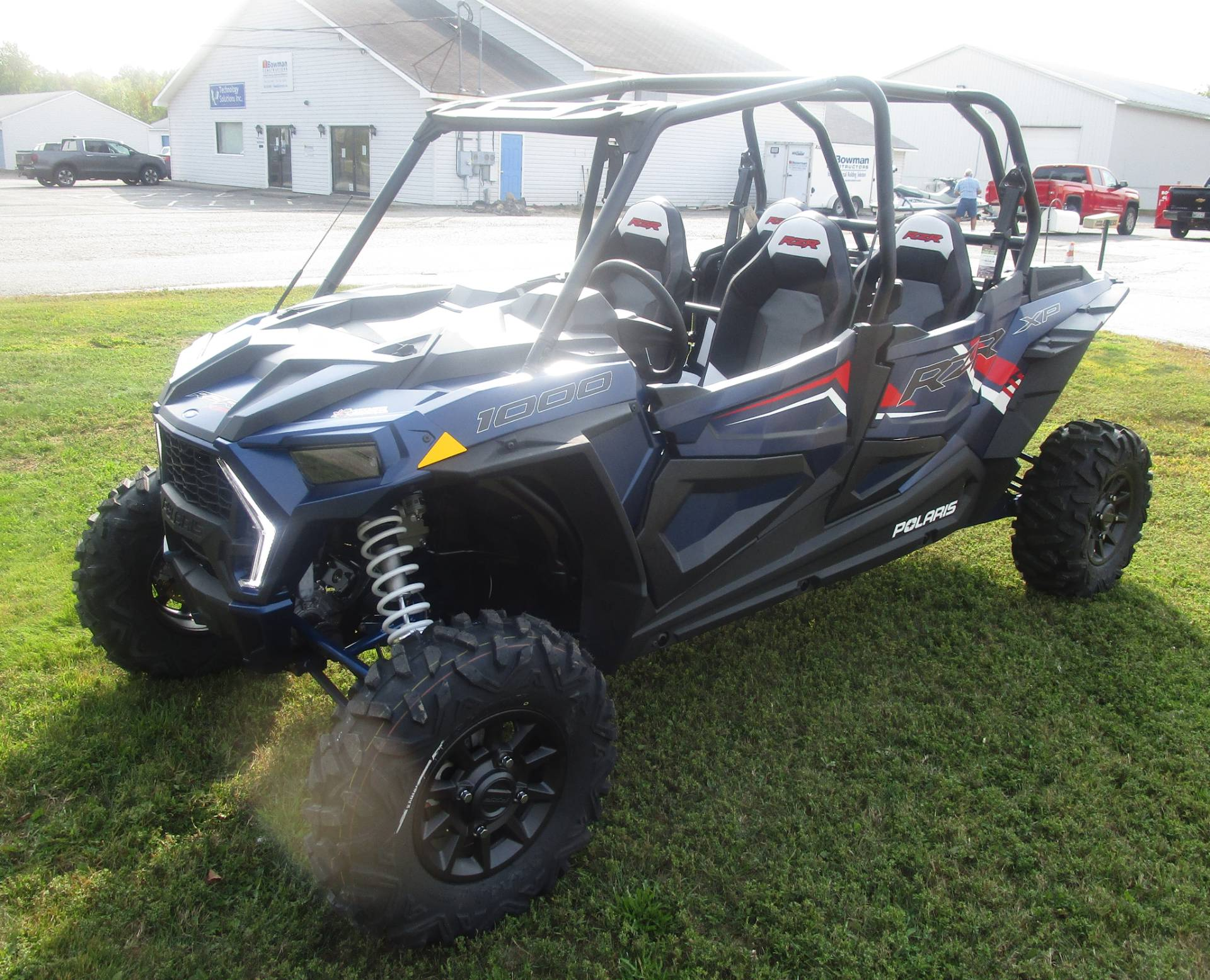 2021 Polaris RZR XP 4 1000 Premium in Newport, Maine - Photo 5