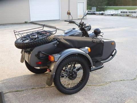 2017 Ural Motorcycles Gear Up in Newport, Maine