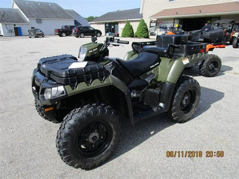 2011 Polaris 550 X-2 in Newport, Maine