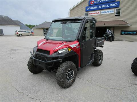 2013 Polaris Ranger XP® 900 EPS LE in Newport, Maine - Photo 1