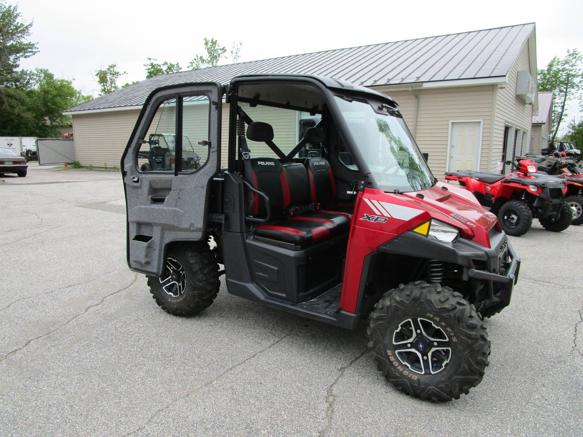 2013 Polaris Ranger XP® 900 EPS LE in Newport, Maine - Photo 3