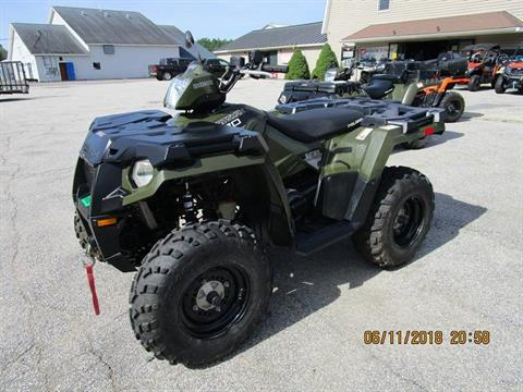 2016 Polaris Sportsman 570 EPS in Newport, Maine